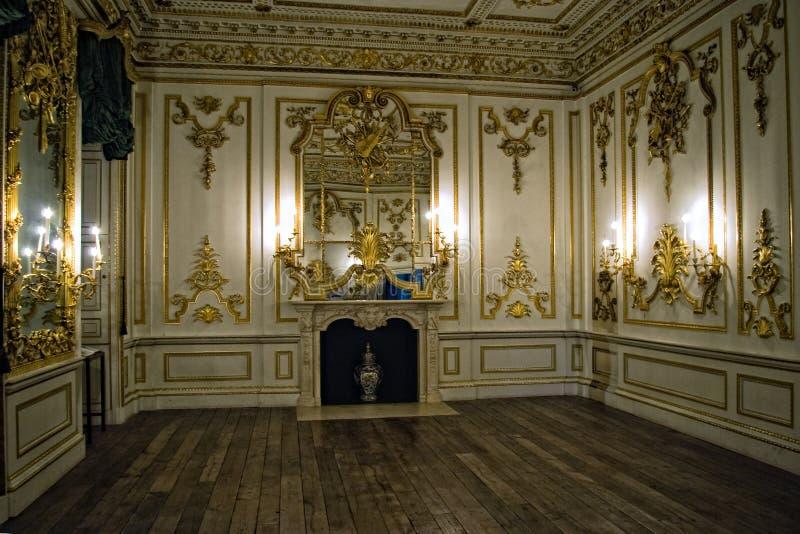 δωμάτιο παλατιών στοκ εικόνα με δικαίωμα ελεύθερης χρήσης
