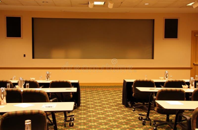 δωμάτιο παρουσίασης στοκ φωτογραφίες με δικαίωμα ελεύθερης χρήσης