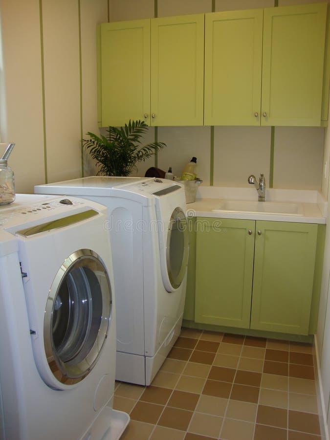 δωμάτιο πλυντηρίων