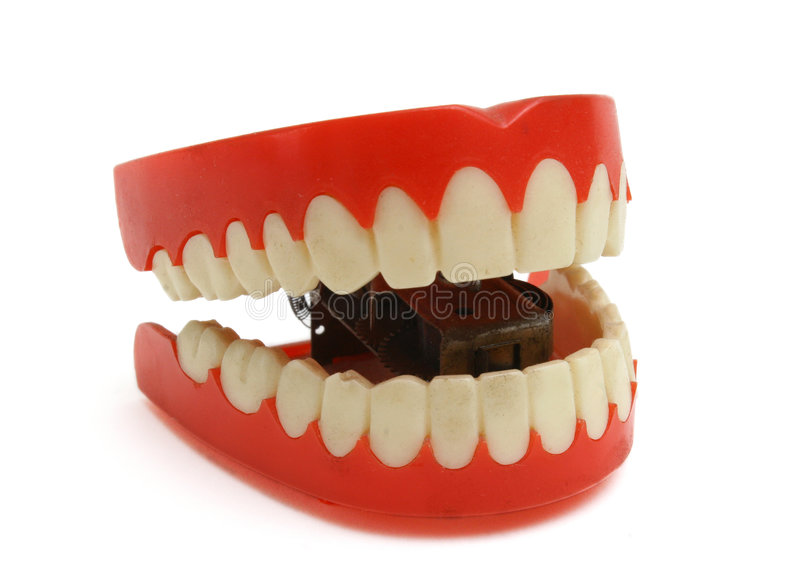 δόντια στοκ εικόνα με δικαίωμα ελεύθερης χρήσης