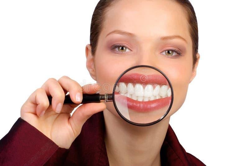 δόντια στοκ φωτογραφία με δικαίωμα ελεύθερης χρήσης