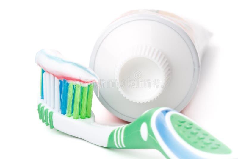 δόντι συρραφών βουρτσών στοκ εικόνα με δικαίωμα ελεύθερης χρήσης