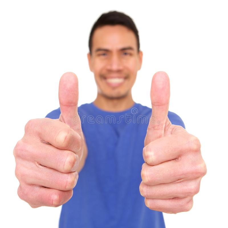 Δόσιμο ατόμων χαμόγελου το ώριμο ασιατικό φυλλομετρεί επάνω στοκ φωτογραφία