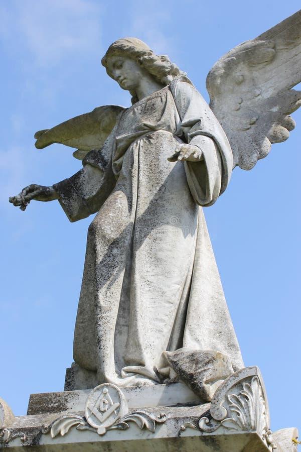 Δύναμη ενός αγγέλου στοκ εικόνα