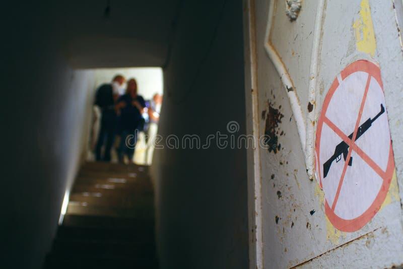 δύση καταφυγίων Χεβρώνας &ta στοκ εικόνες