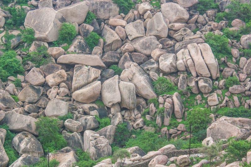 Δύσκολο βουνό: Idar στοκ εικόνες
