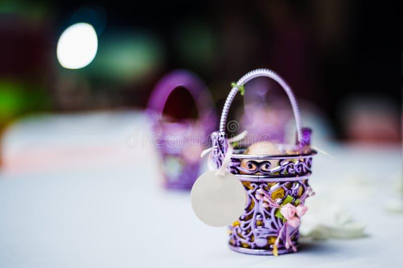 Δώρο γαμήλιων πορτών στοκ εικόνες