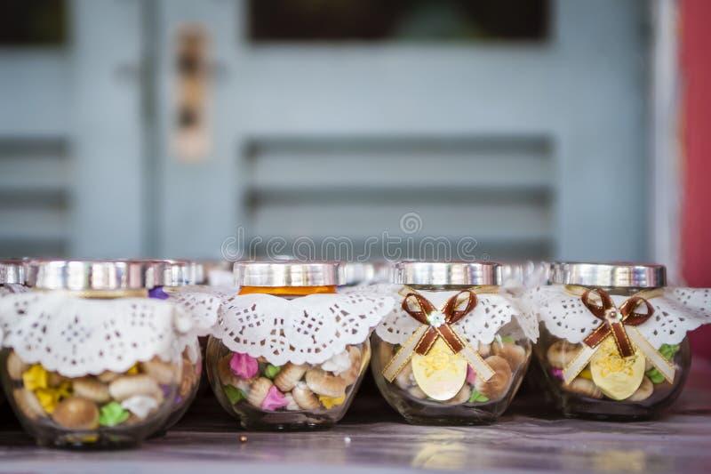 Δώρο γαμήλιων πορτών στοκ εικόνα με δικαίωμα ελεύθερης χρήσης