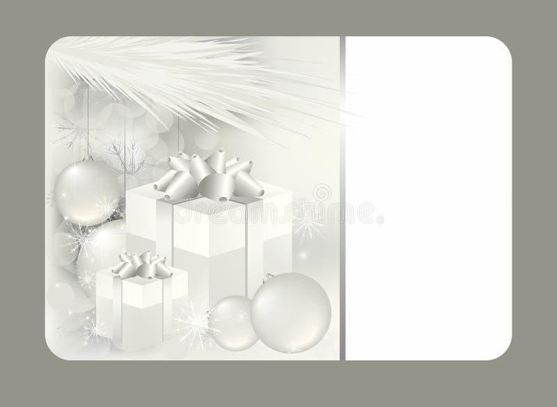 δώρο καρτών μαγικό απεικόνιση αποθεμάτων