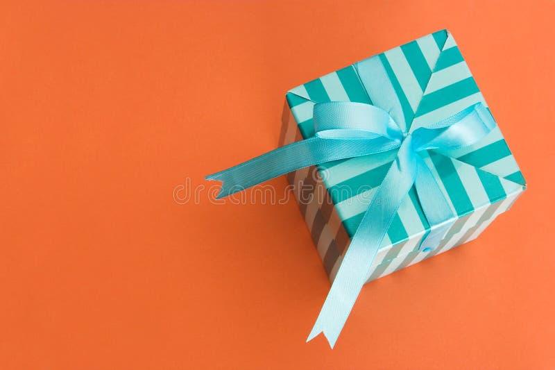 δώρο κιβωτίων στοκ φωτογραφία
