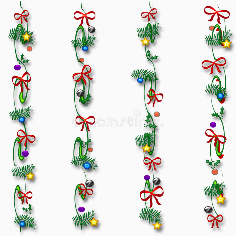 δώρο Χριστουγέννων τσαντών ελεύθερη απεικόνιση δικαιώματος