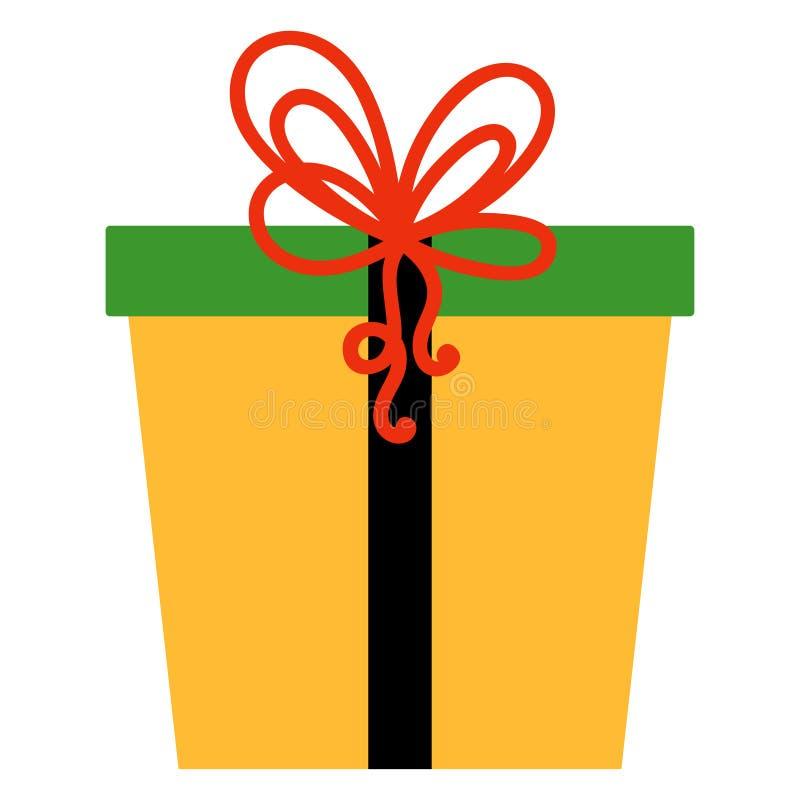 Δώρο Kwanzaa ελεύθερη απεικόνιση δικαιώματος