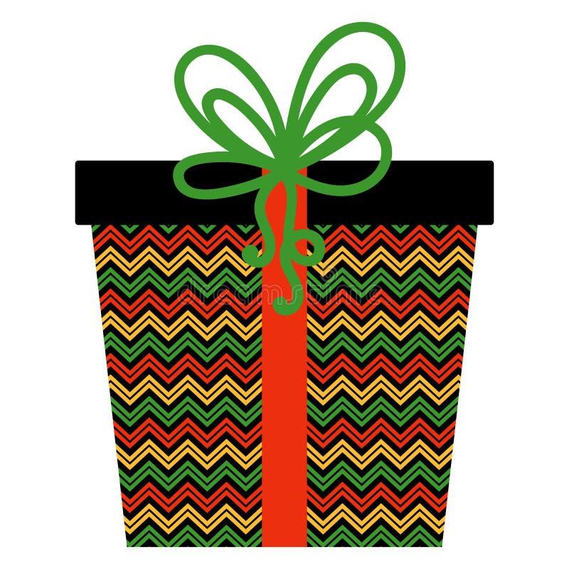 Δώρο Kwanzaa απεικόνιση αποθεμάτων