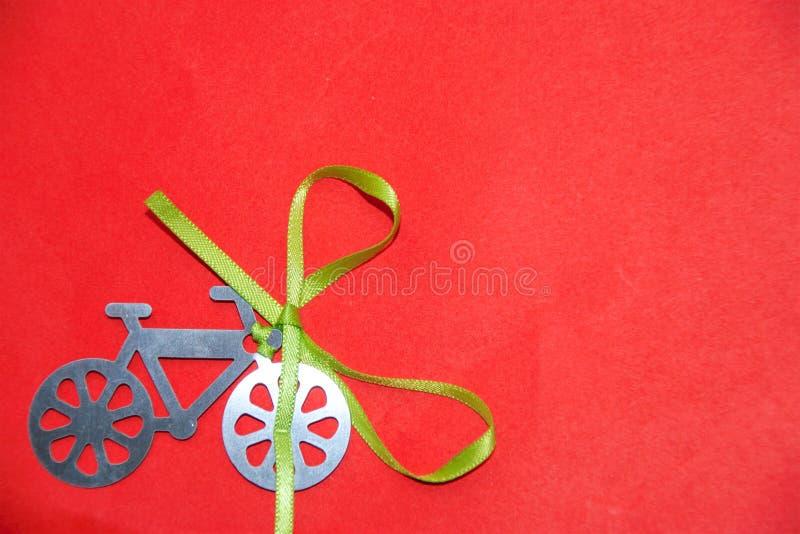 Δώστε ένα ποδήλατο στοκ φωτογραφία