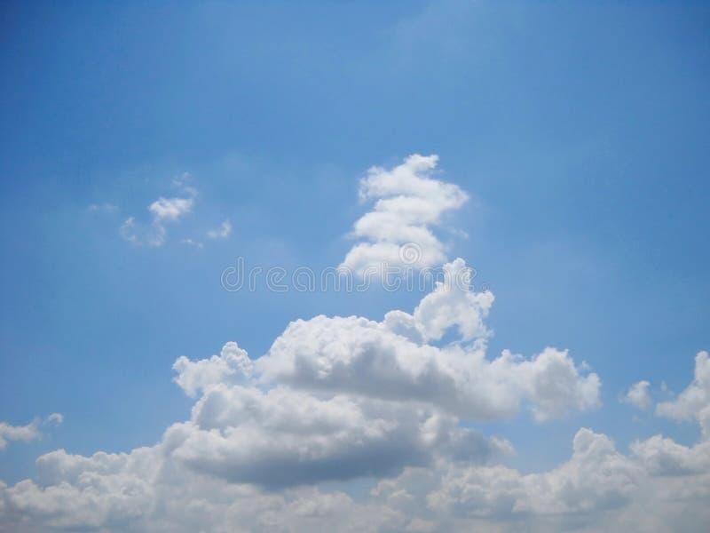 Εάν το σύννεφο θα μπορούσε να είναι εύθυμο και zig στοκ φωτογραφία με δικαίωμα ελεύθερης χρήσης