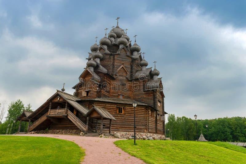 Είκοσι-πέντε-διευθυνμένη εκκλησία της άγιας παρθένας στοκ φωτογραφία με δικαίωμα ελεύθερης χρήσης