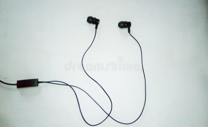 Είναι ένα headfon στοκ φωτογραφία με δικαίωμα ελεύθερης χρήσης