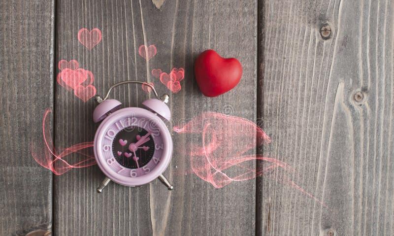 Είναι η ώρα αγάπης στοκ φωτογραφία με δικαίωμα ελεύθερης χρήσης
