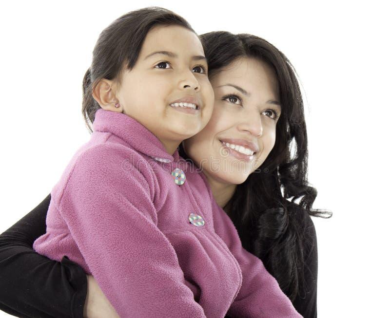 Είναι κόρη και μητέρα στοκ φωτογραφίες με δικαίωμα ελεύθερης χρήσης