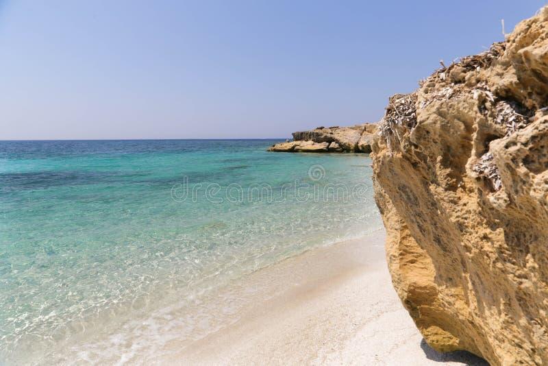 Είναι παραλία Arutas στοκ εικόνες με δικαίωμα ελεύθερης χρήσης