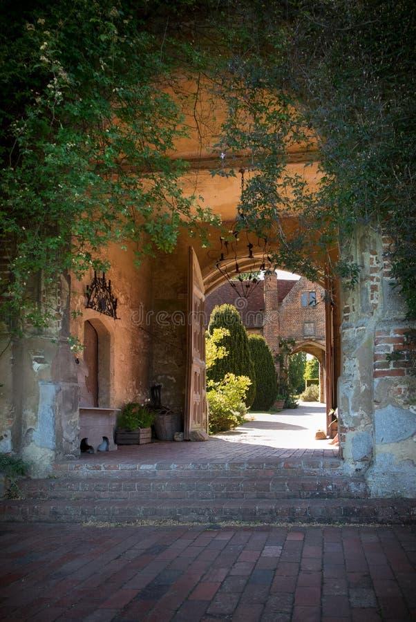 Είσοδος κάστρων παραμυθιού