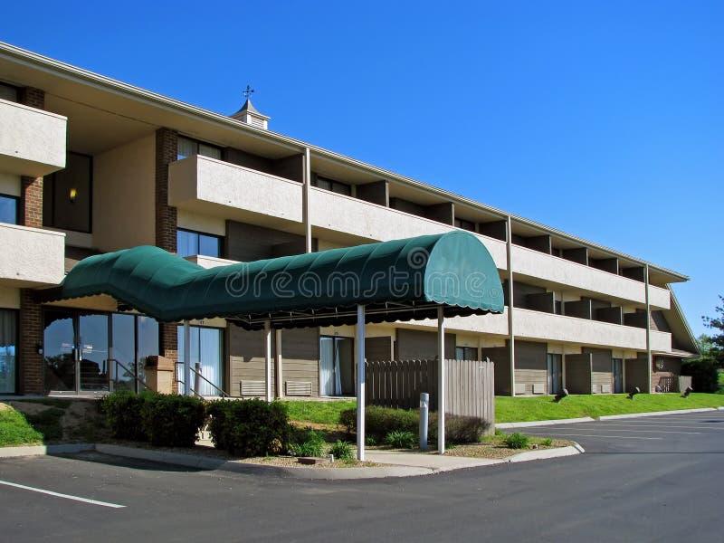 Είσοδος ξενοδοχείων στοκ φωτογραφίες