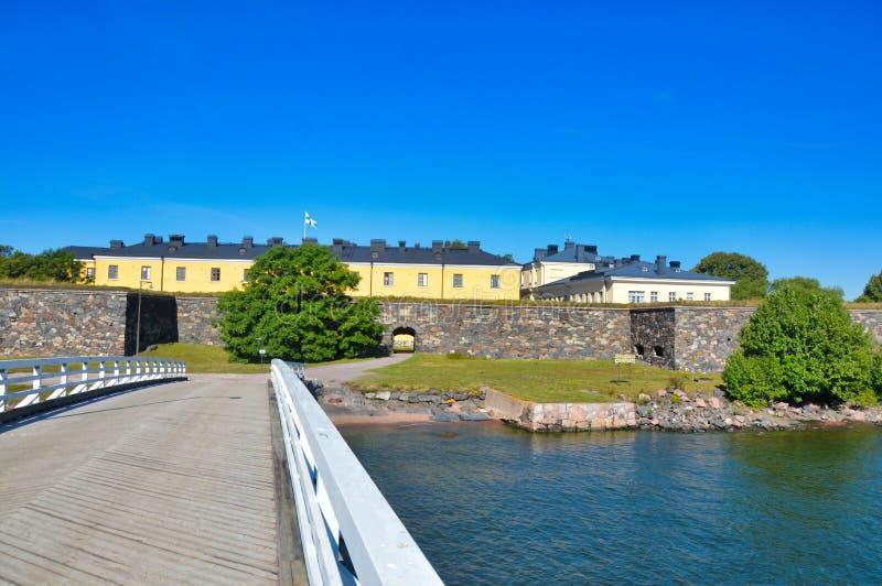 Είσοδος οχυρώσεων και στρατιωτικό σχολείο στοκ φωτογραφίες με δικαίωμα ελεύθερης χρήσης