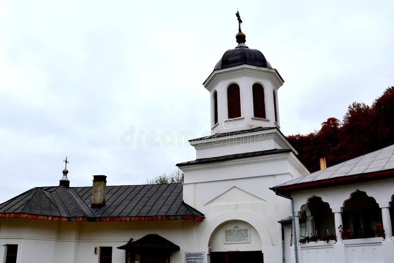 Είσοδος στο μοναστήρι Suzana στοκ φωτογραφία με δικαίωμα ελεύθερης χρήσης