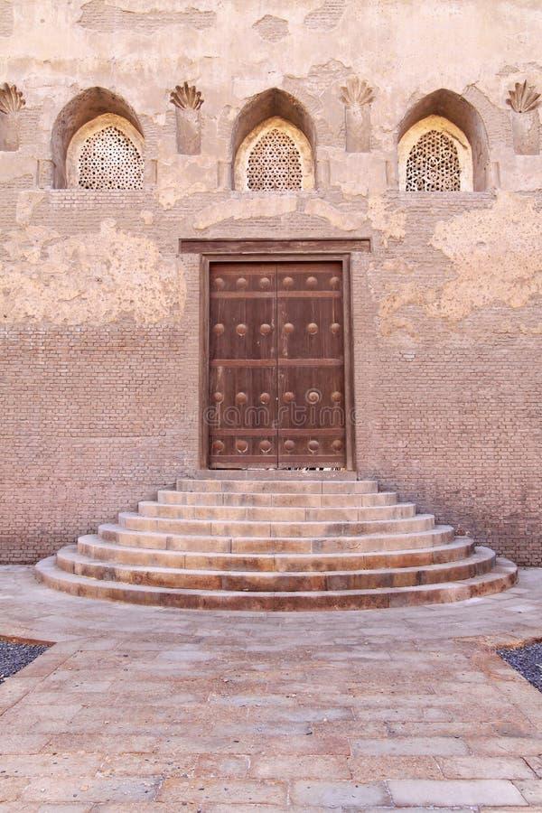 Είσοδος Tulun Ibn στοκ φωτογραφίες με δικαίωμα ελεύθερης χρήσης
