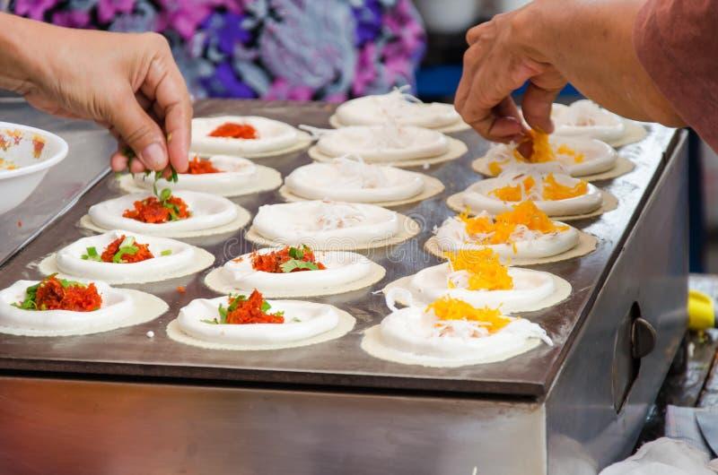 Είδος ταϊλανδικό sweetmeat στοκ εικόνες με δικαίωμα ελεύθερης χρήσης