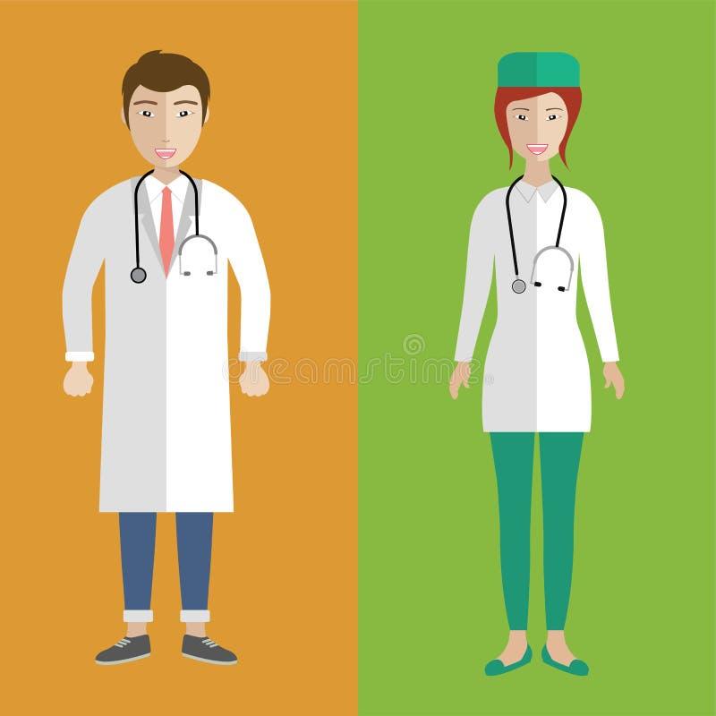 Είδωλο γιατρών ελεύθερη απεικόνιση δικαιώματος