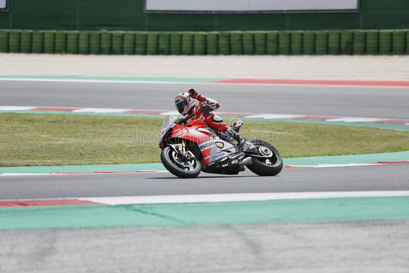Εβδομάδα 2018 παγκόσμιου Ducati στοκ φωτογραφία με δικαίωμα ελεύθερης χρήσης