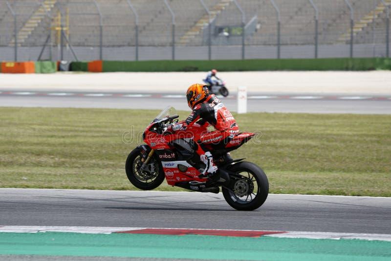 Εβδομάδα 2018 παγκόσμιου Ducati στοκ εικόνα με δικαίωμα ελεύθερης χρήσης