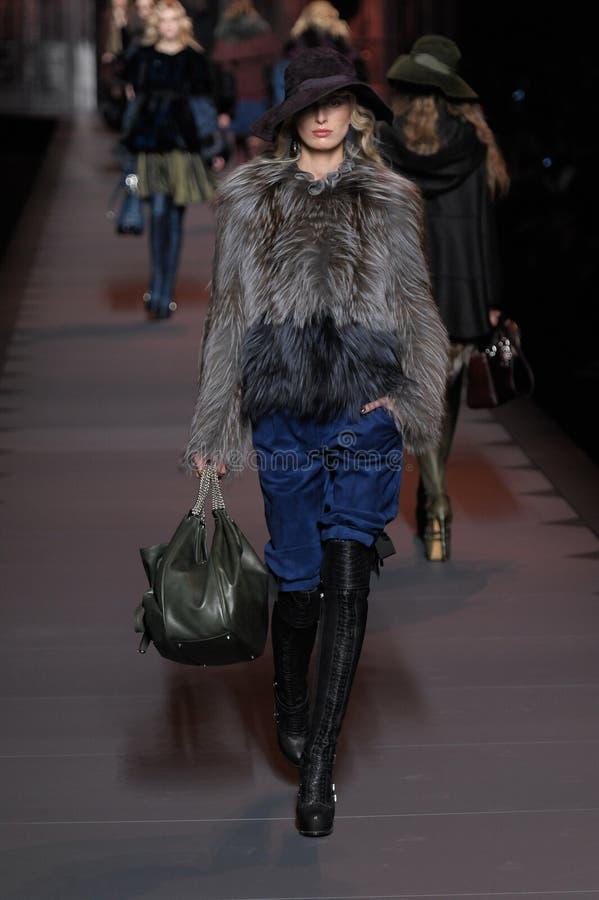 εβδομάδα του Παρισιού μόδας dior στοκ φωτογραφία