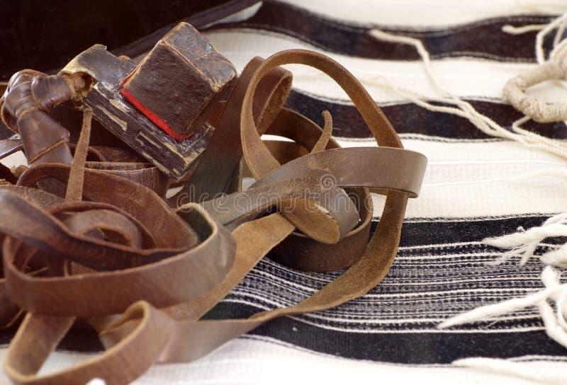 Εβραϊκά τελετουργικά αντικείμενα στοκ εικόνα με δικαίωμα ελεύθερης χρήσης