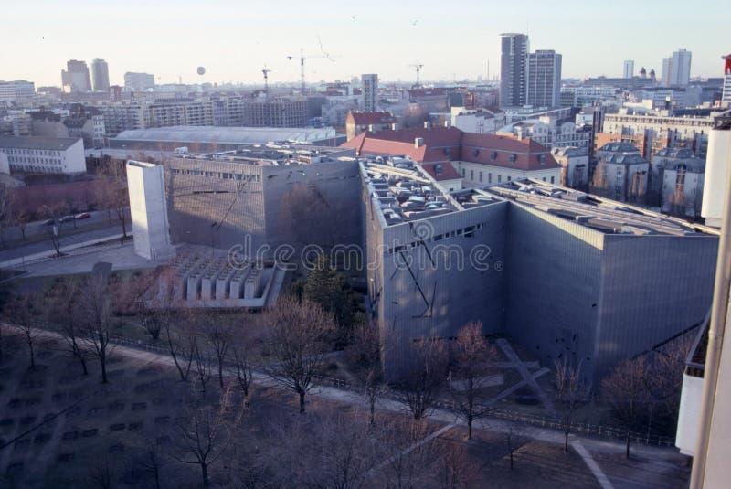 εβραϊκό μουσείο του Βερ στοκ εικόνα με δικαίωμα ελεύθερης χρήσης