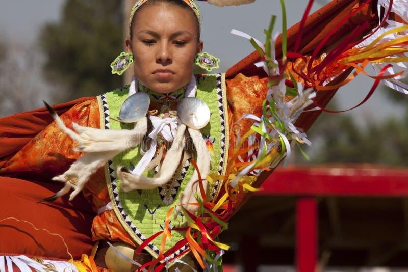 Εγγενής νότια Ντακότα pow wow στοκ φωτογραφία με δικαίωμα ελεύθερης χρήσης