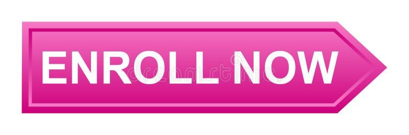 εγγράψτε τώρα το κουμπί απεικόνιση αποθεμάτων