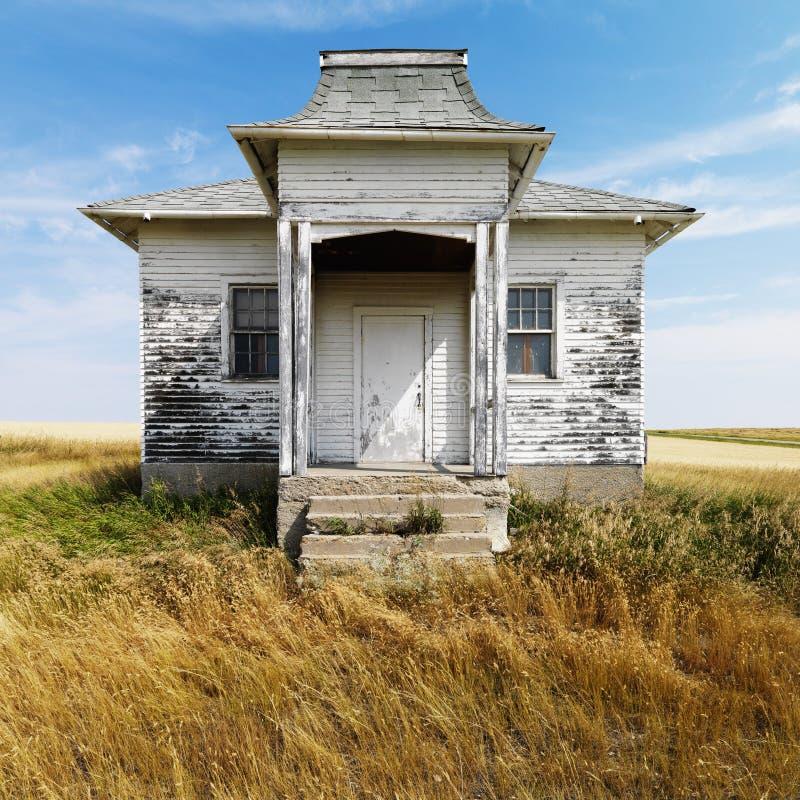 εγκαταλειμμένη οικοδόμηση παλαιά στοκ φωτογραφίες