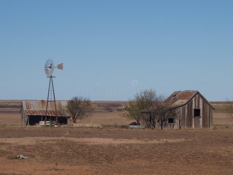 εγκαταλειμμένο αγροτι&ka στοκ φωτογραφίες με δικαίωμα ελεύθερης χρήσης