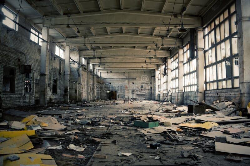 εγκαταλειμμένο βιομηχα στοκ εικόνες