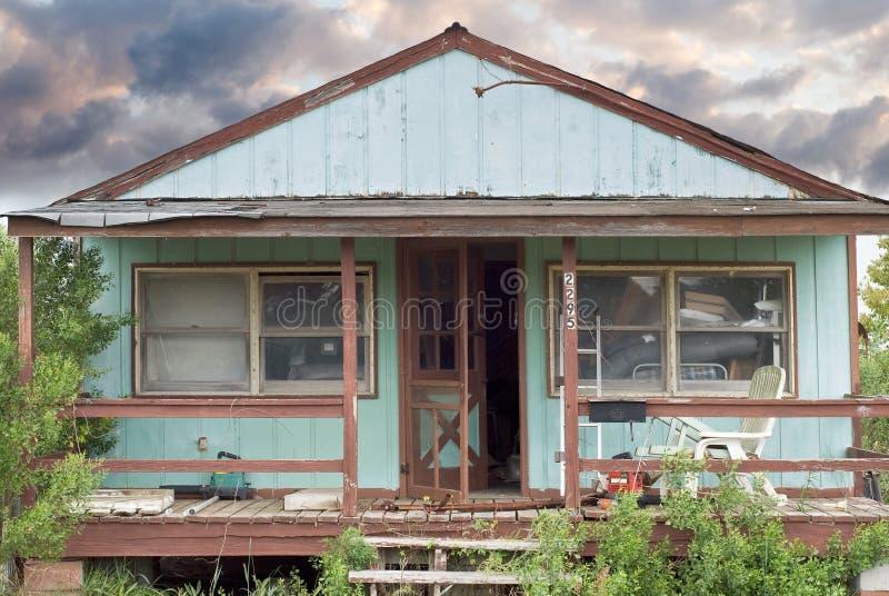 Εγκαταλειμμένο σπίτι στοκ εικόνα