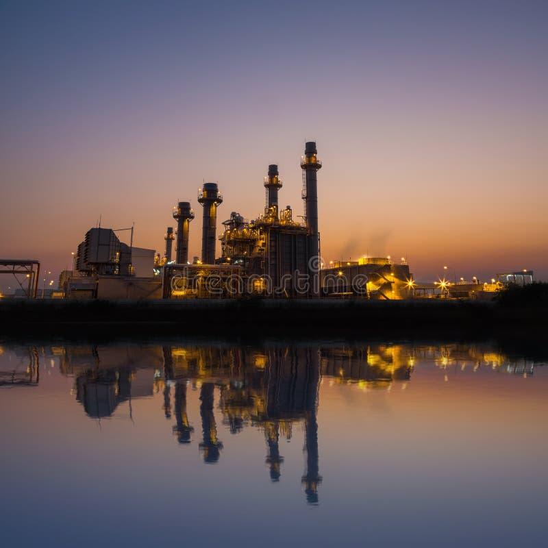 Εγκαταστάσεις ηλεκτρικής δύναμης στοκ φωτογραφία με δικαίωμα ελεύθερης χρήσης