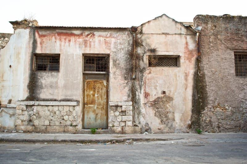 εγκαταλειμμένα κτήρια στοκ εικόνες με δικαίωμα ελεύθερης χρήσης
