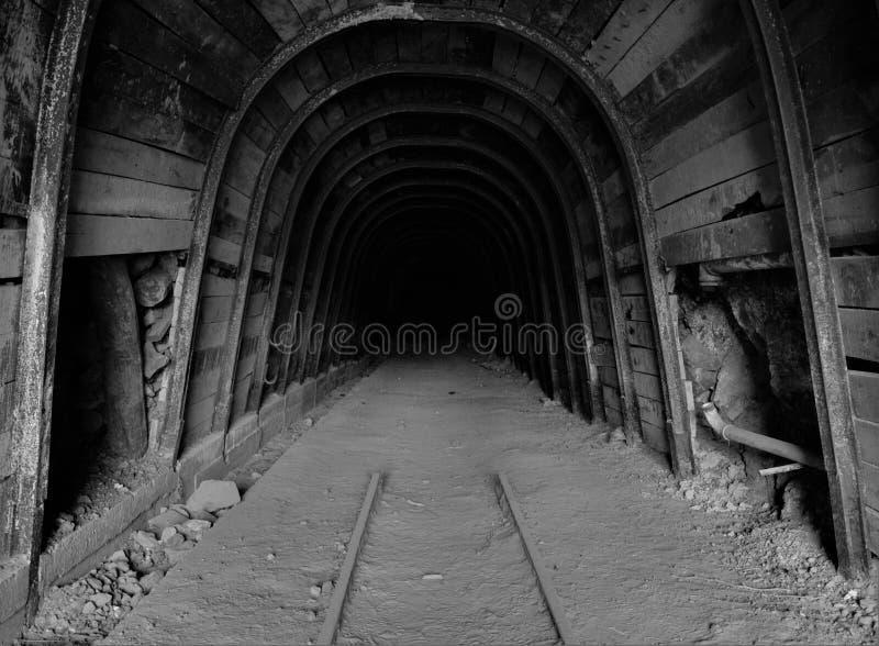 εγκαταλειμμένο ορυχείο στοκ φωτογραφία με δικαίωμα ελεύθερης χρήσης