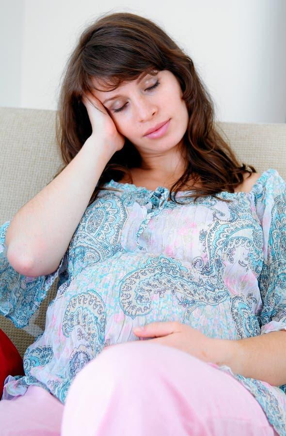 εγκυμοσύνη στοκ φωτογραφία