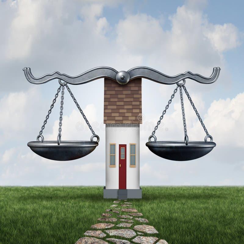 Εγχώριος νόμος διανυσματική απεικόνιση