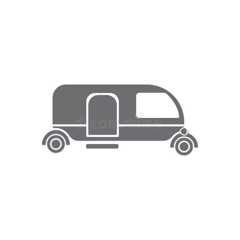 Εγχώριο εικονίδιο μηχανών Απλή απεικόνιση στοιχείων Σχέδιο εγχώριων συμβόλων μηχανών από το σύνολο συλλογής μεταφορών Μπορέστε να απεικόνιση αποθεμάτων