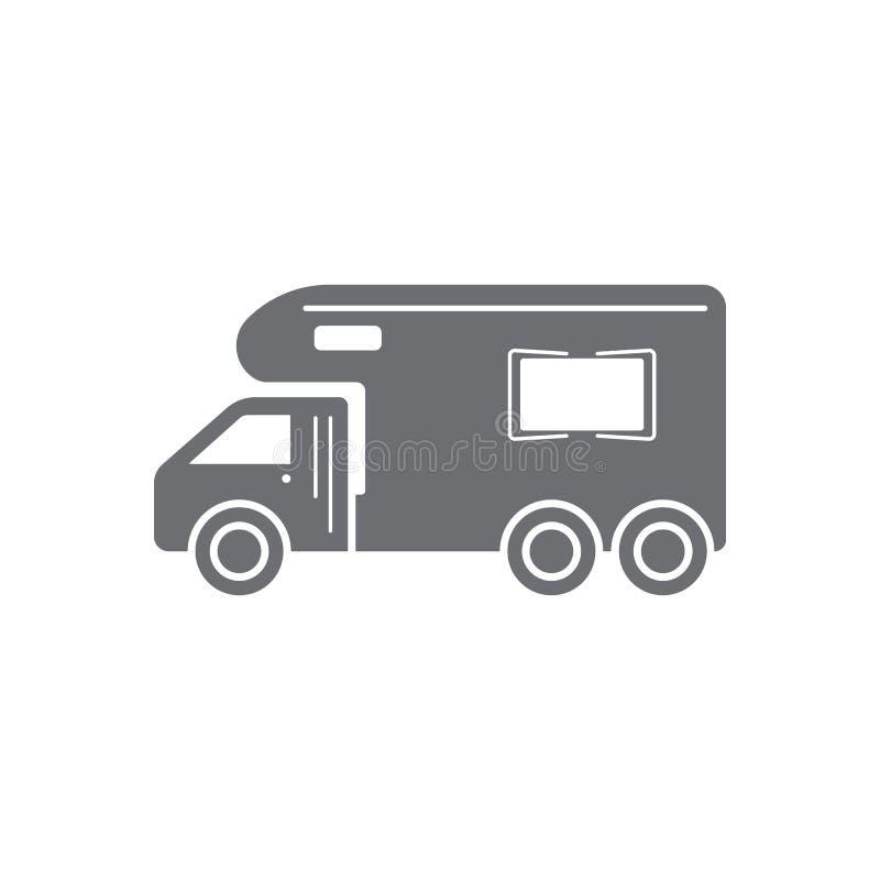 Εγχώριο εικονίδιο μηχανών Απλή απεικόνιση στοιχείων Σχέδιο εγχώριων συμβόλων μηχανών από το σύνολο συλλογής μεταφορών Μπορέστε να ελεύθερη απεικόνιση δικαιώματος