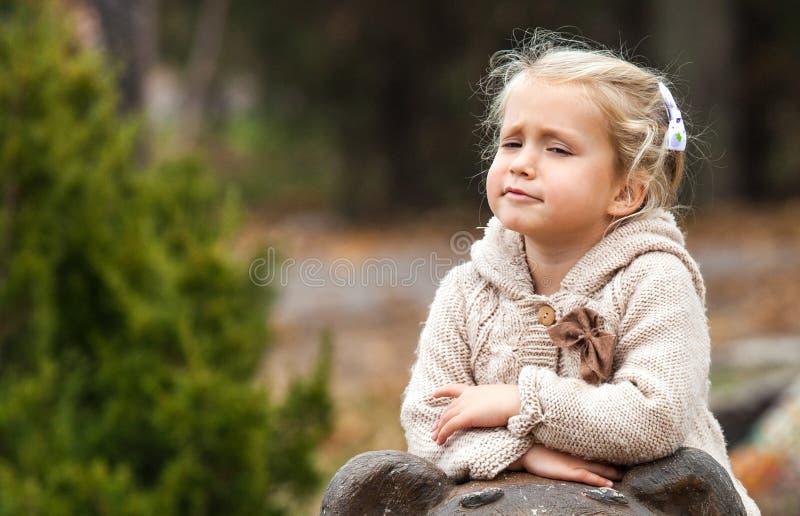 Εγώ; Δεν πιστεύω! Συναισθηματικό πορτρέτο ενός $cu στοκ εικόνες με δικαίωμα ελεύθερης χρήσης